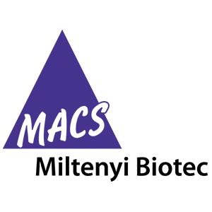 Macs Miltenyi Biotec Logo