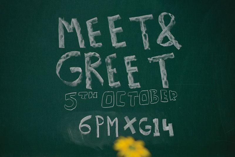 Meet n' Greet News Image
